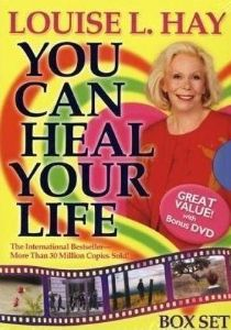 Louise Hay - You Can Heal Your Life: Gift Set (Book & DVD)